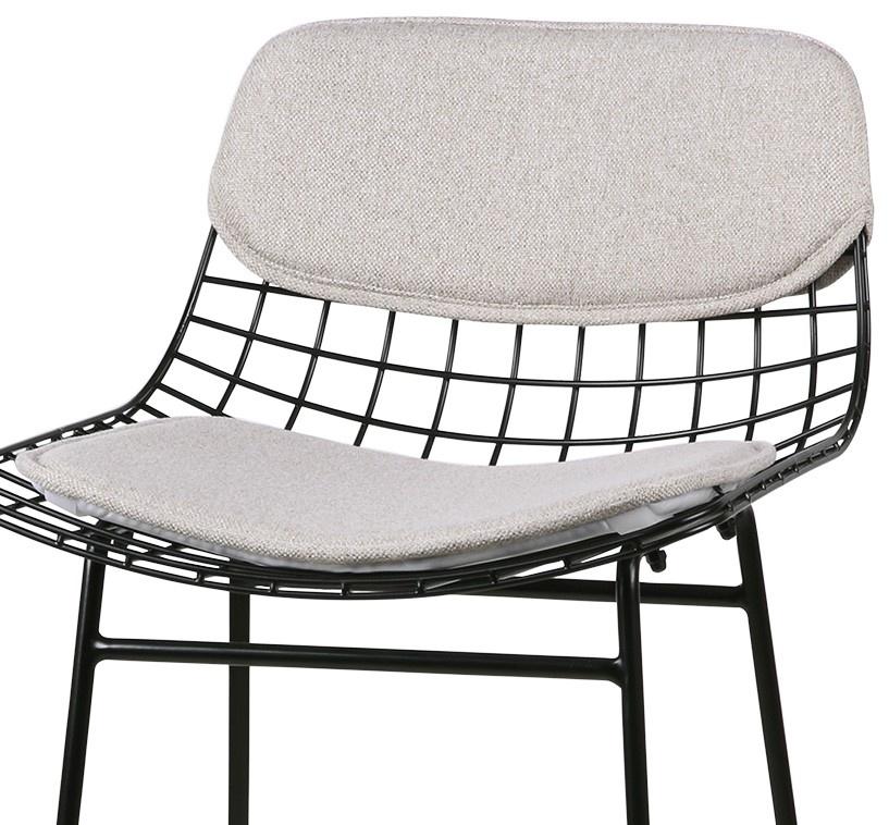 Barstoel stool comfort kit pebble-2