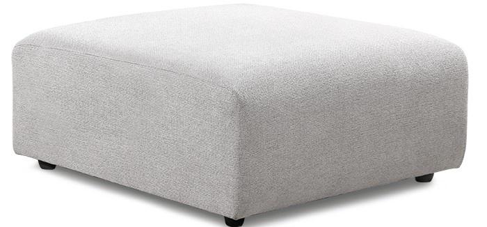 Hocker jax couch: element hocker sneak, light grey-1