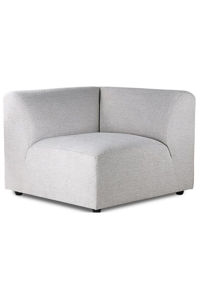 Element jax couch right light grey