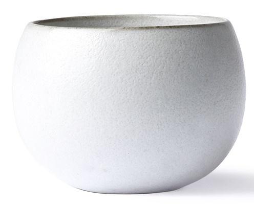 Mok ceramic ball mug white-1