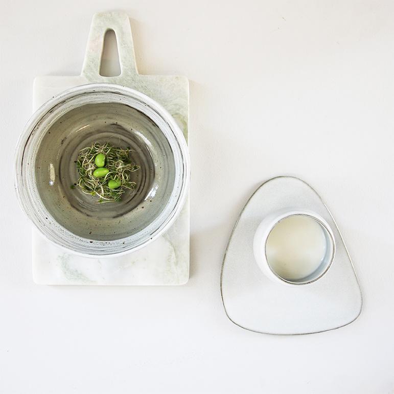 Mok ceramic ball mug white-4