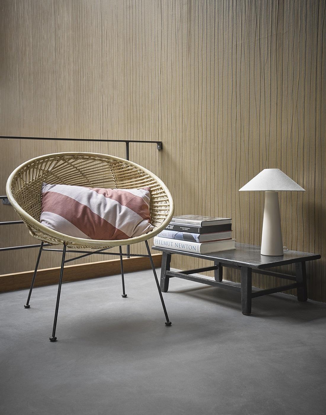 Stoel rattan ball lounge chair natural-2