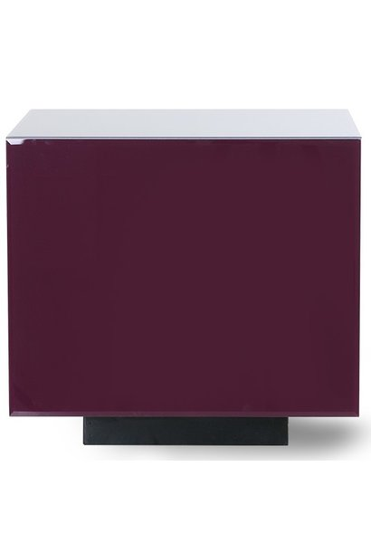 Tafel mirror block Purple