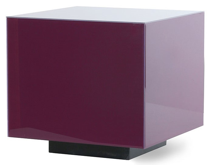 Tafel mirror block Purple-3