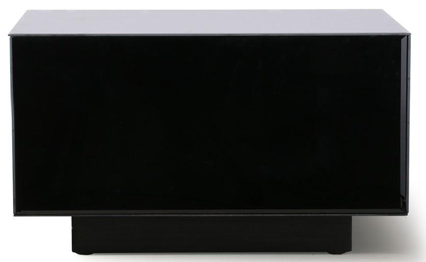 Tafel mirror block black 60x35cm-1
