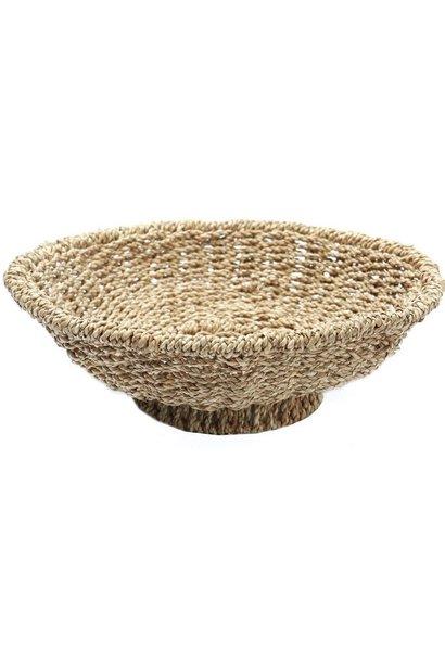 Mand The Porto Seagrass Bowl Naturel