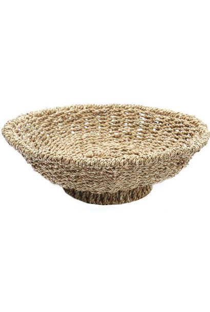 Mand The Porto Seagrass Bowl Naturel