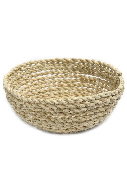 Mand The Seagrass Bowl Natural  S