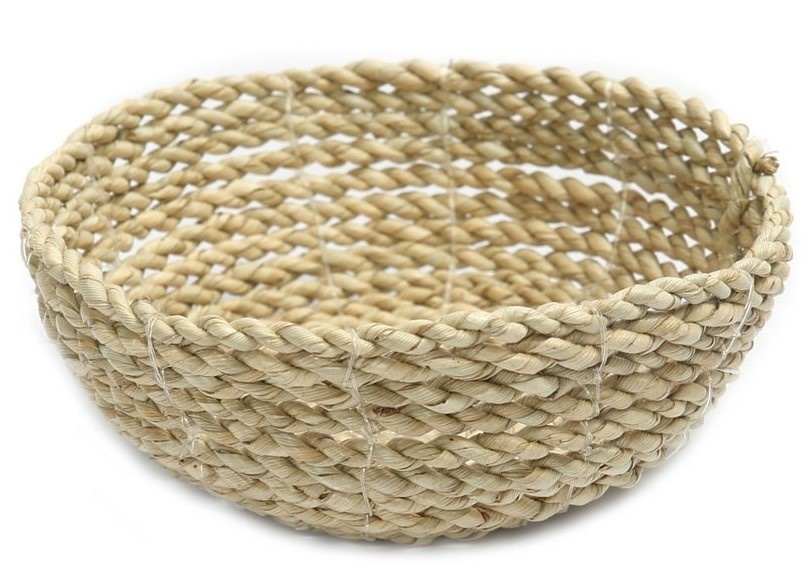 Mand The Seagrass Bowl Natural  S-1