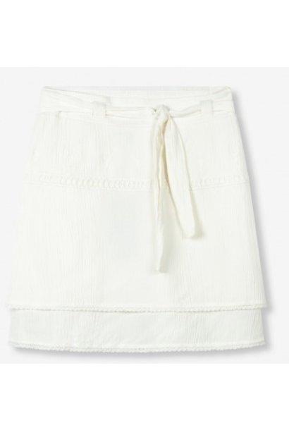 Rok mini woven crinkle