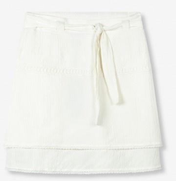 Rok mini woven crinkle-1