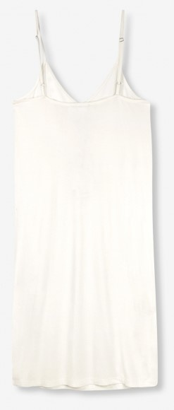Jurk  knitted slip off white-3