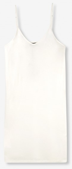 Jurk  knitted slip off white-1