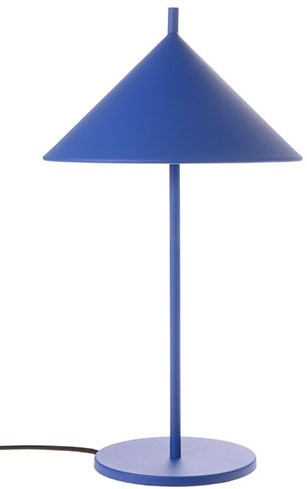 Tafellamp metal triangle M matt cobalt-1