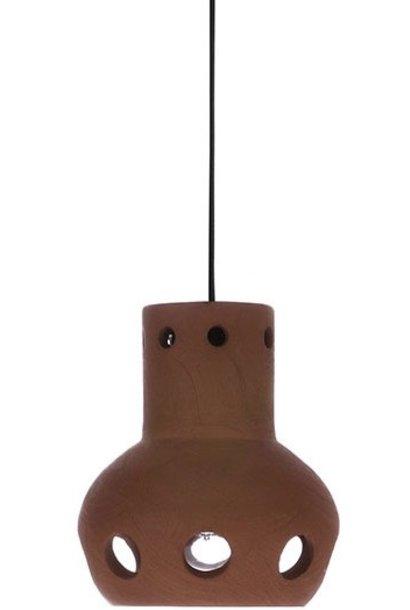 Hanglamp terracotta 3