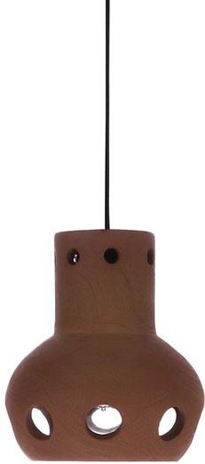 Hanglamp terracotta 3-1
