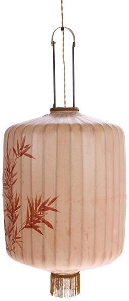 Hanglamp traditional lantern XL nude-1
