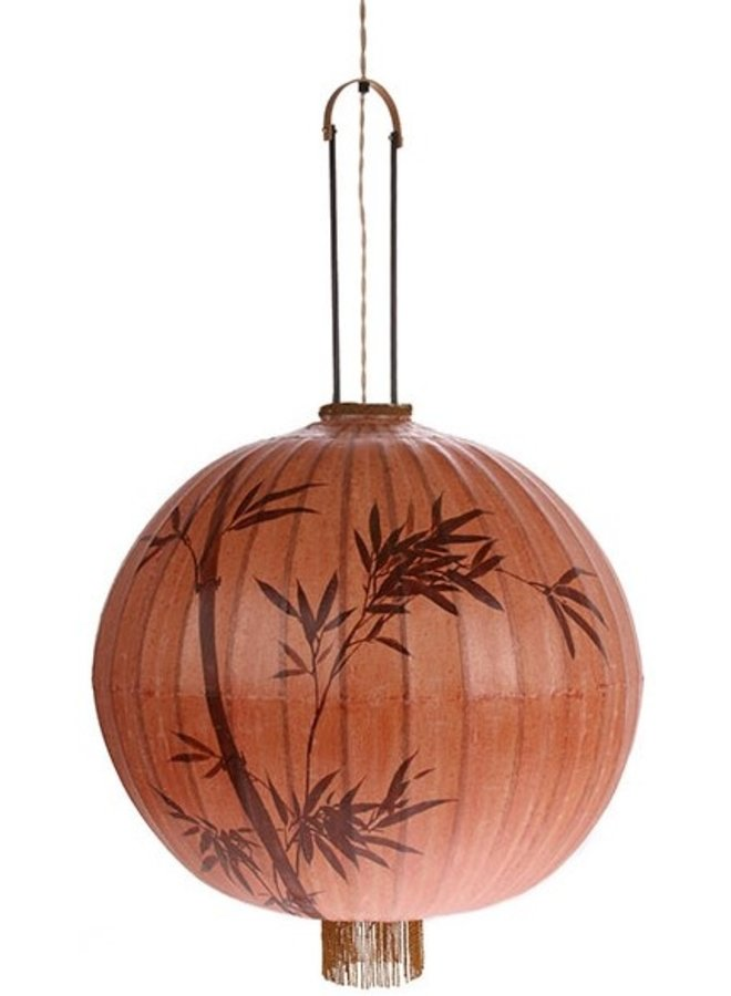 Hanglamptraditional lantern xl terra