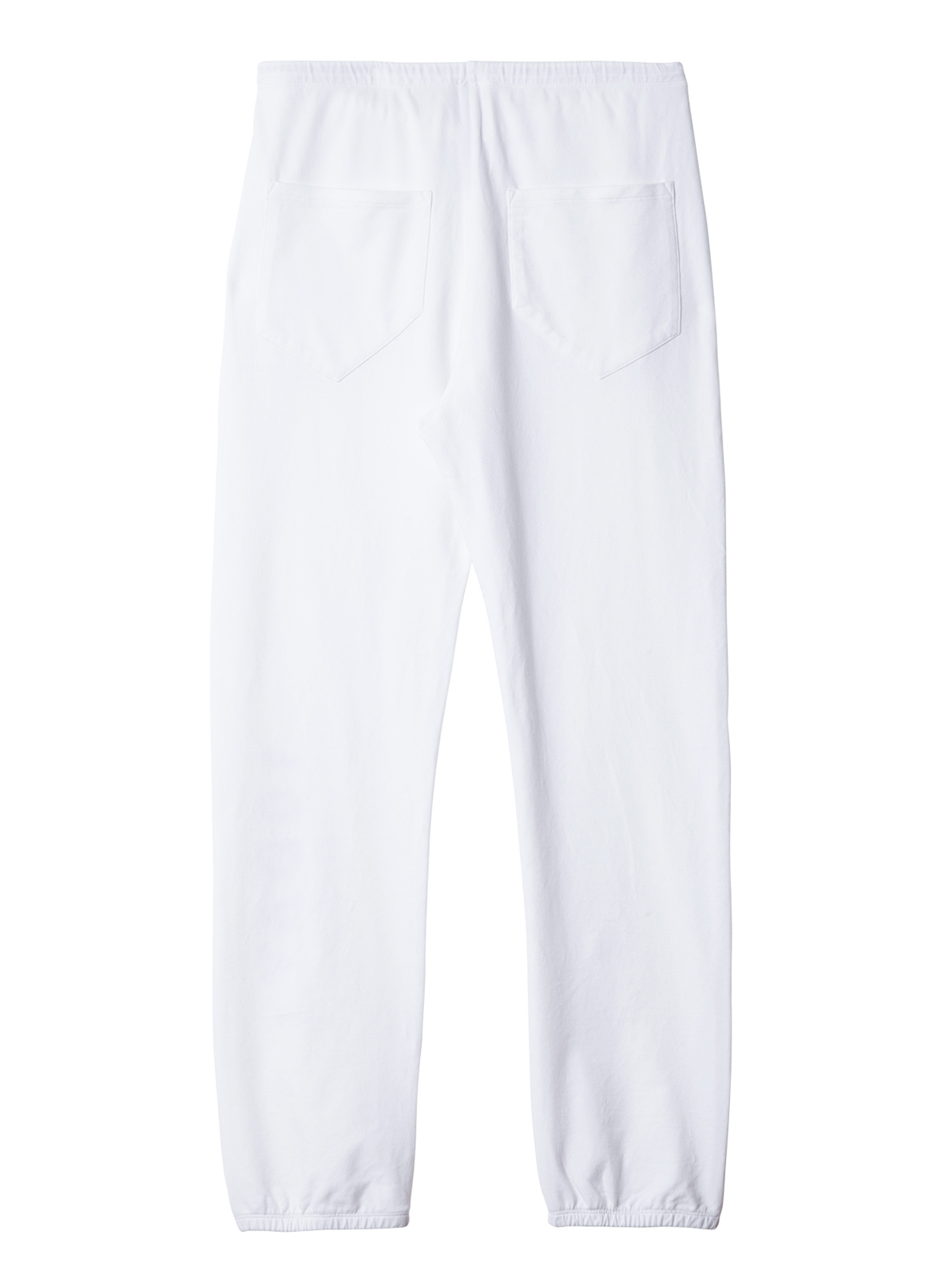 Broek the loose jogger white-4