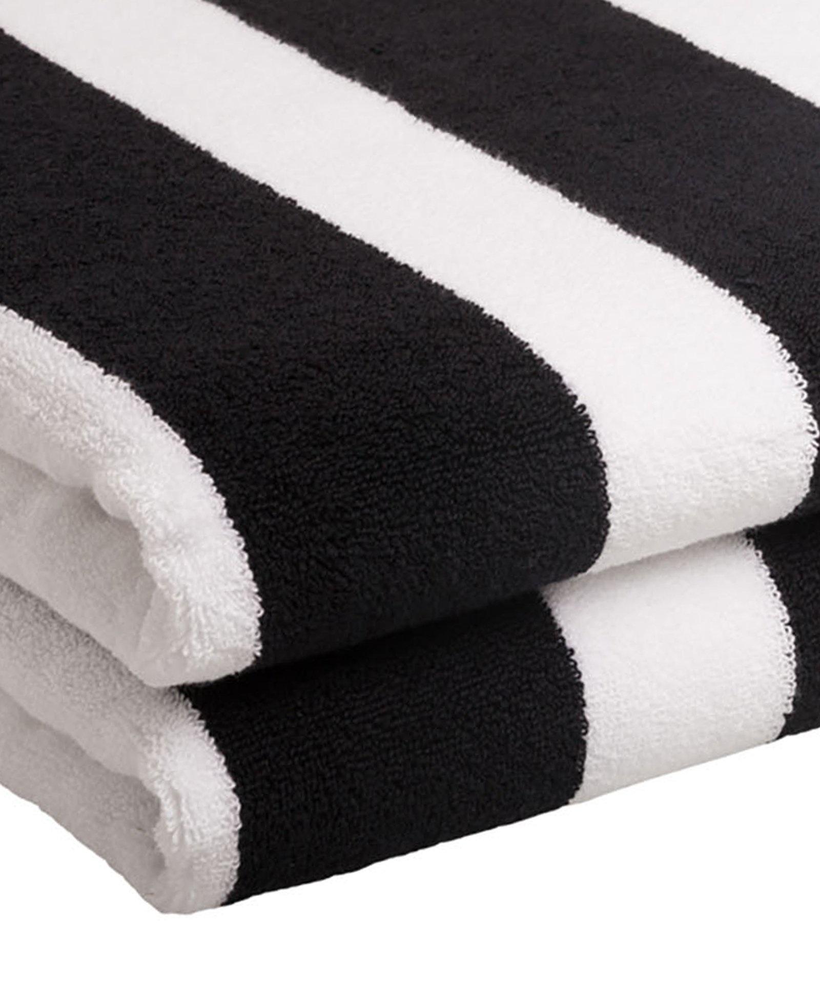 Handdoek the beach towel white-4