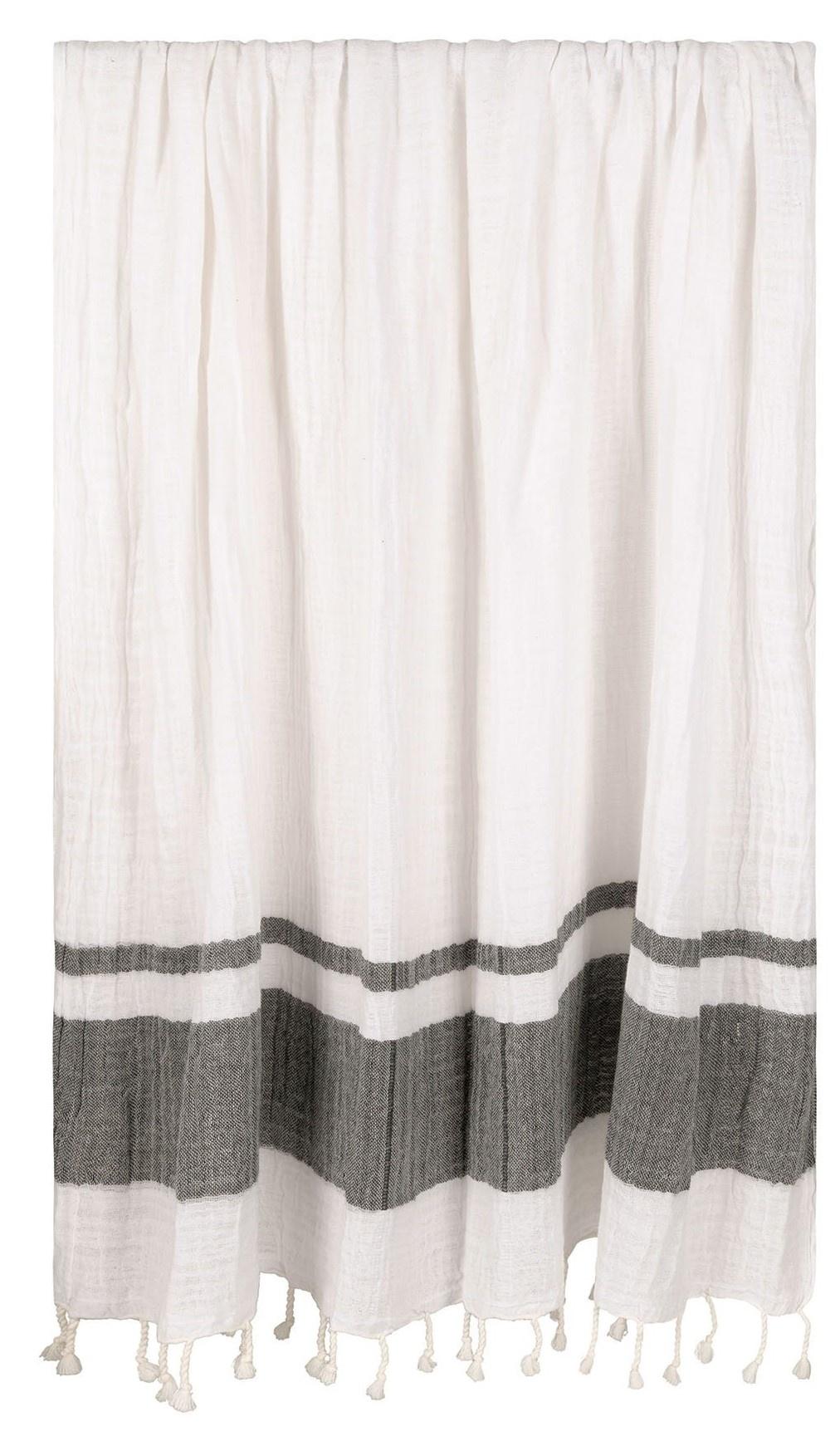 Handdoek hamam towel white-4