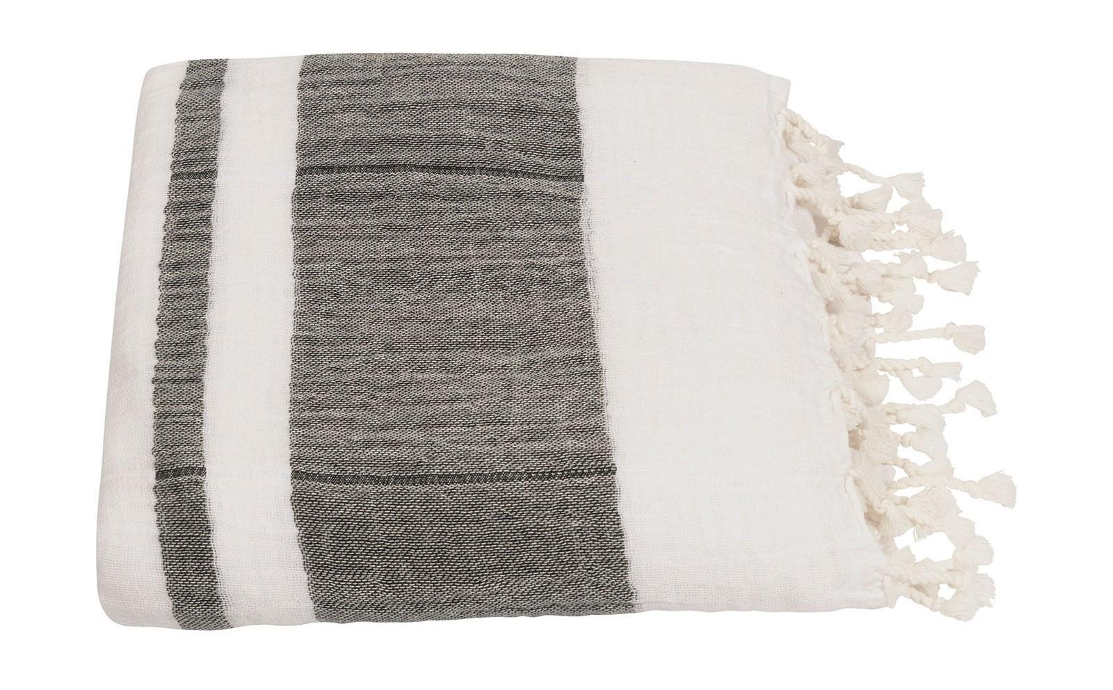 Handdoek hamam towel white-1
