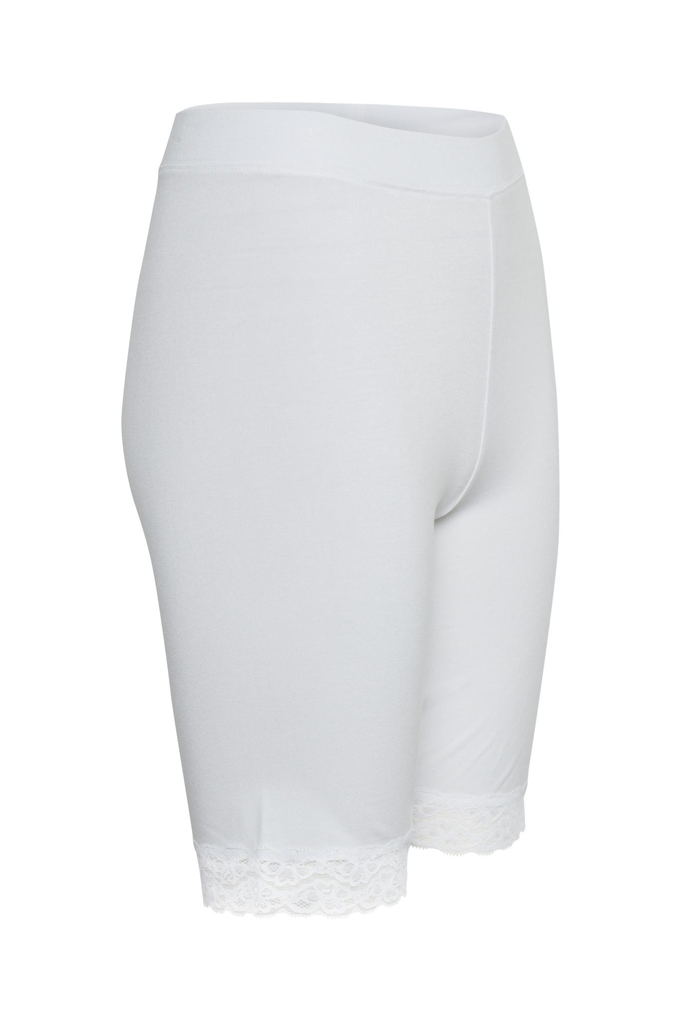 Broek KAsvala Jersey Shorts Optical white-2
