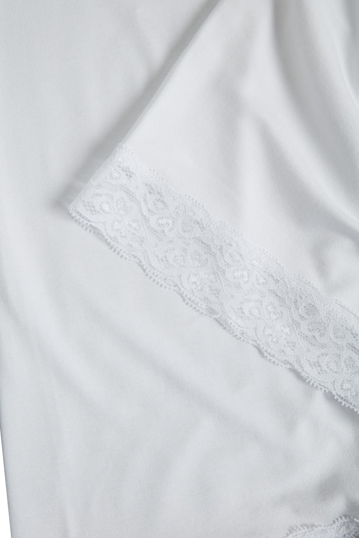 Broek KAsvala Jersey Shorts Optical white-4