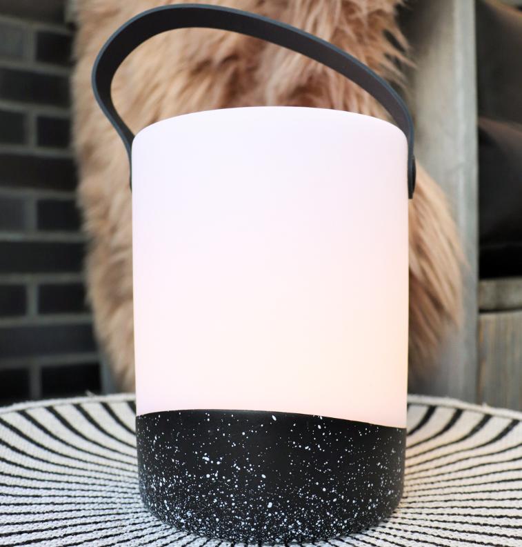 Tafellamp outdoor Mabe Black-2