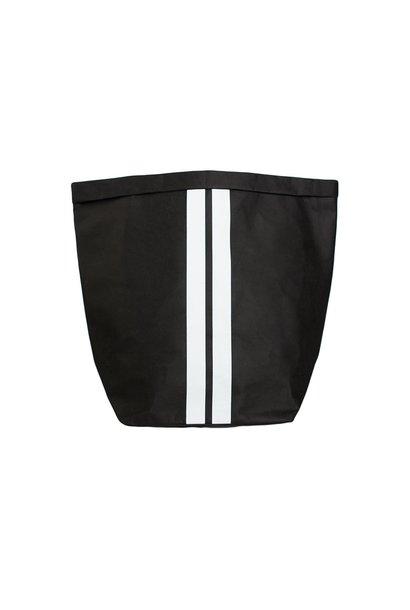 Zak the paper bag L black