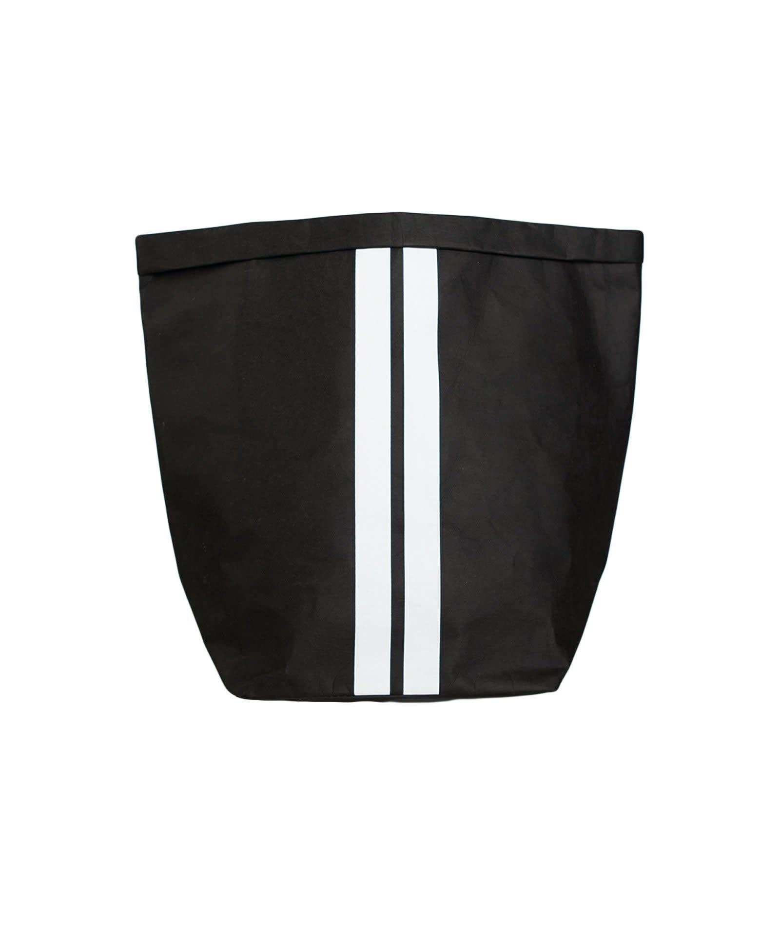 Zak the paper bag L black-1