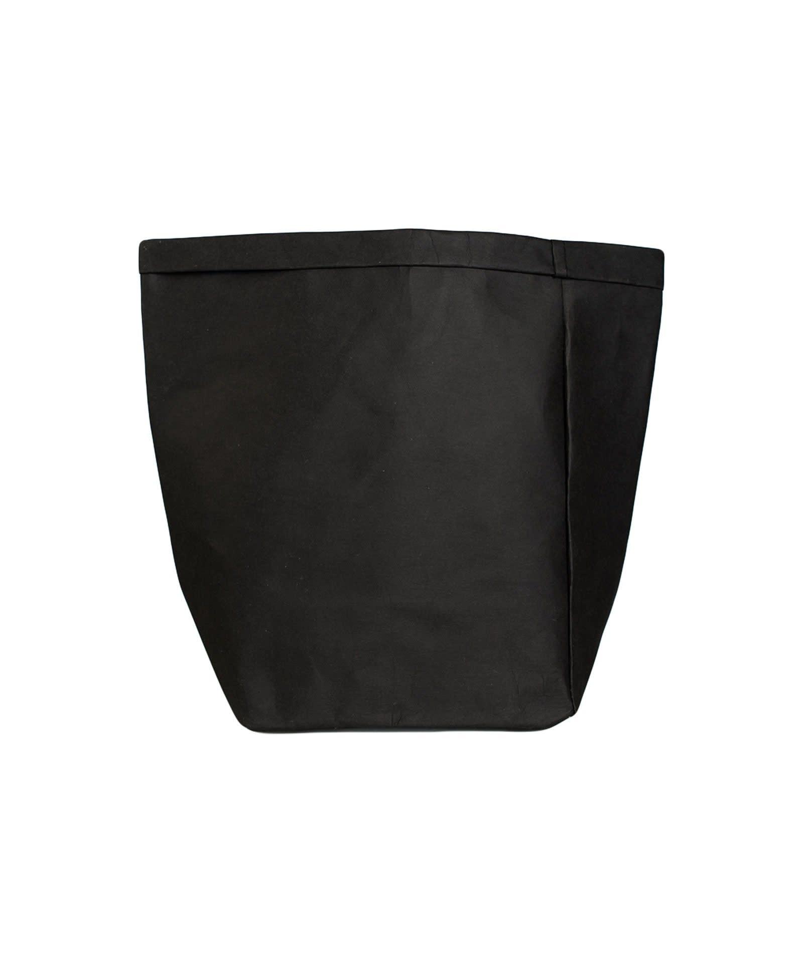 Zak the paper bag L black-3
