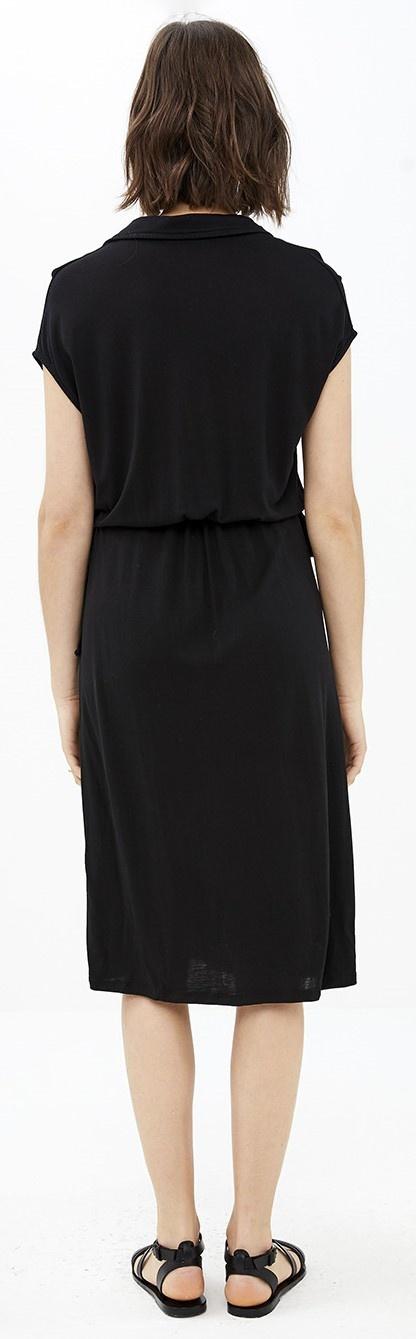 Jurk agnes dress black-2
