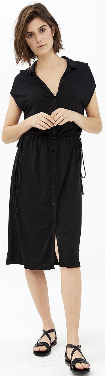 Jurk agnes dress black-3