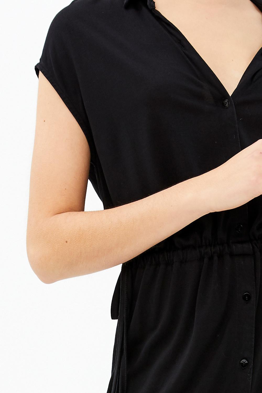 Jurk agnes dress black-6