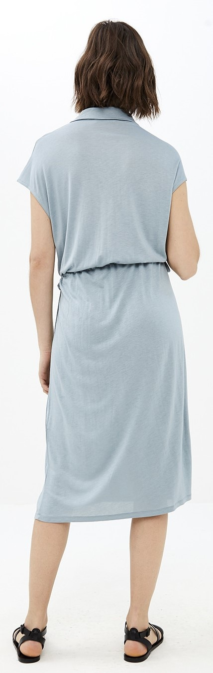Jurk agnes dress cloud-7