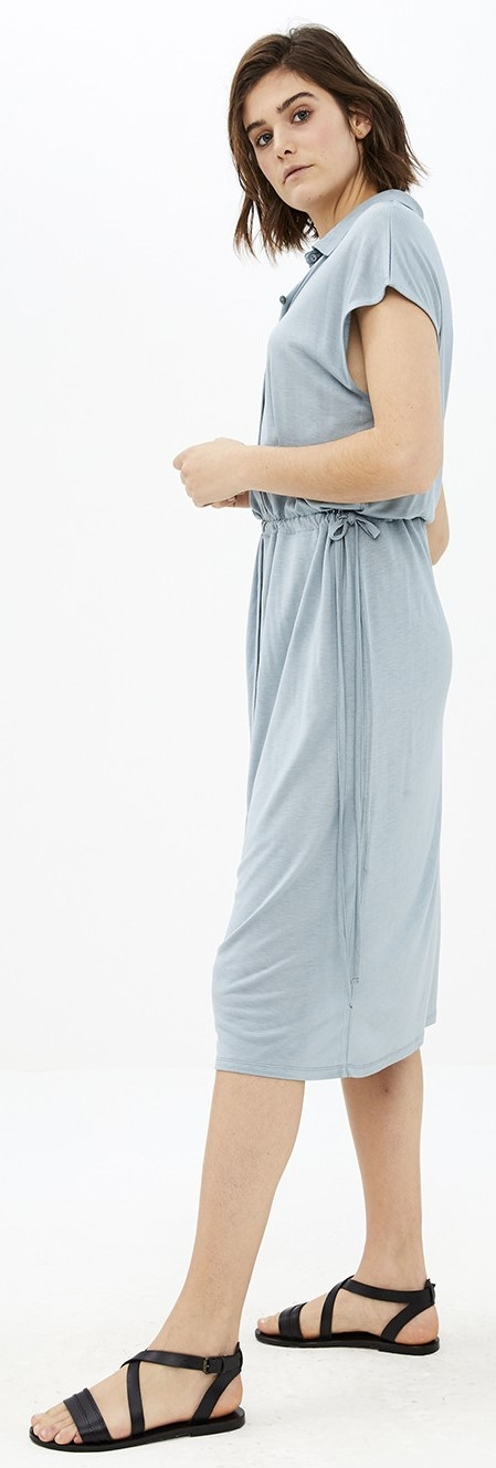 Jurk agnes dress cloud-8