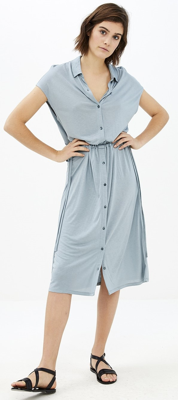 Jurk agnes dress cloud-9