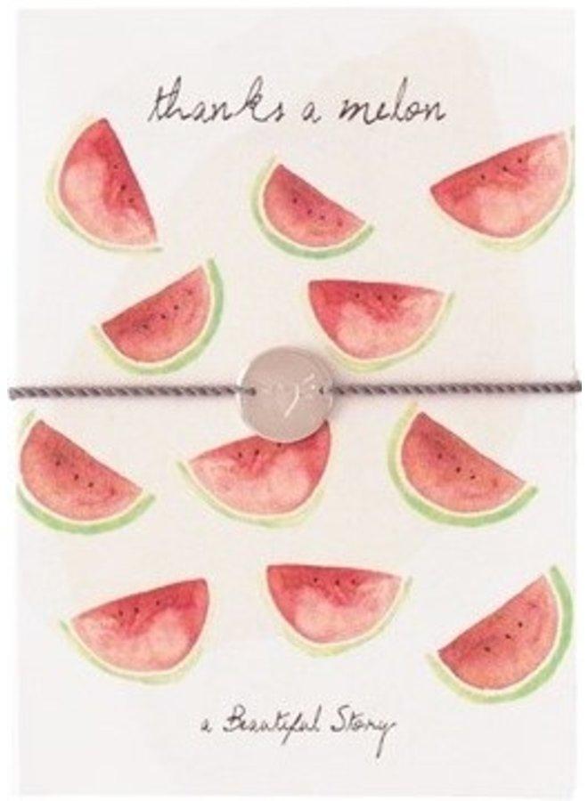 Armband Jewelry Postcard Watermelons