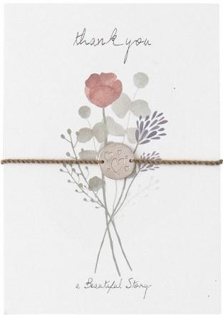 Armband Postcard Flowers-1