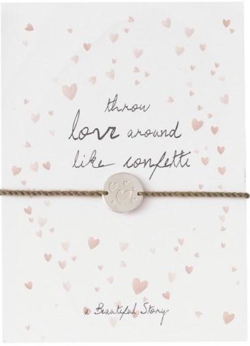 Armband Postcard Confetti-1