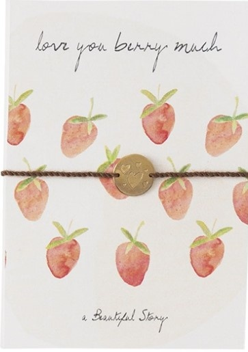 Armband Postcard Strawberries-1