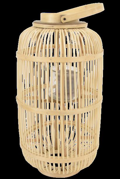 Windlicht bamboo Kathmandu 56cm