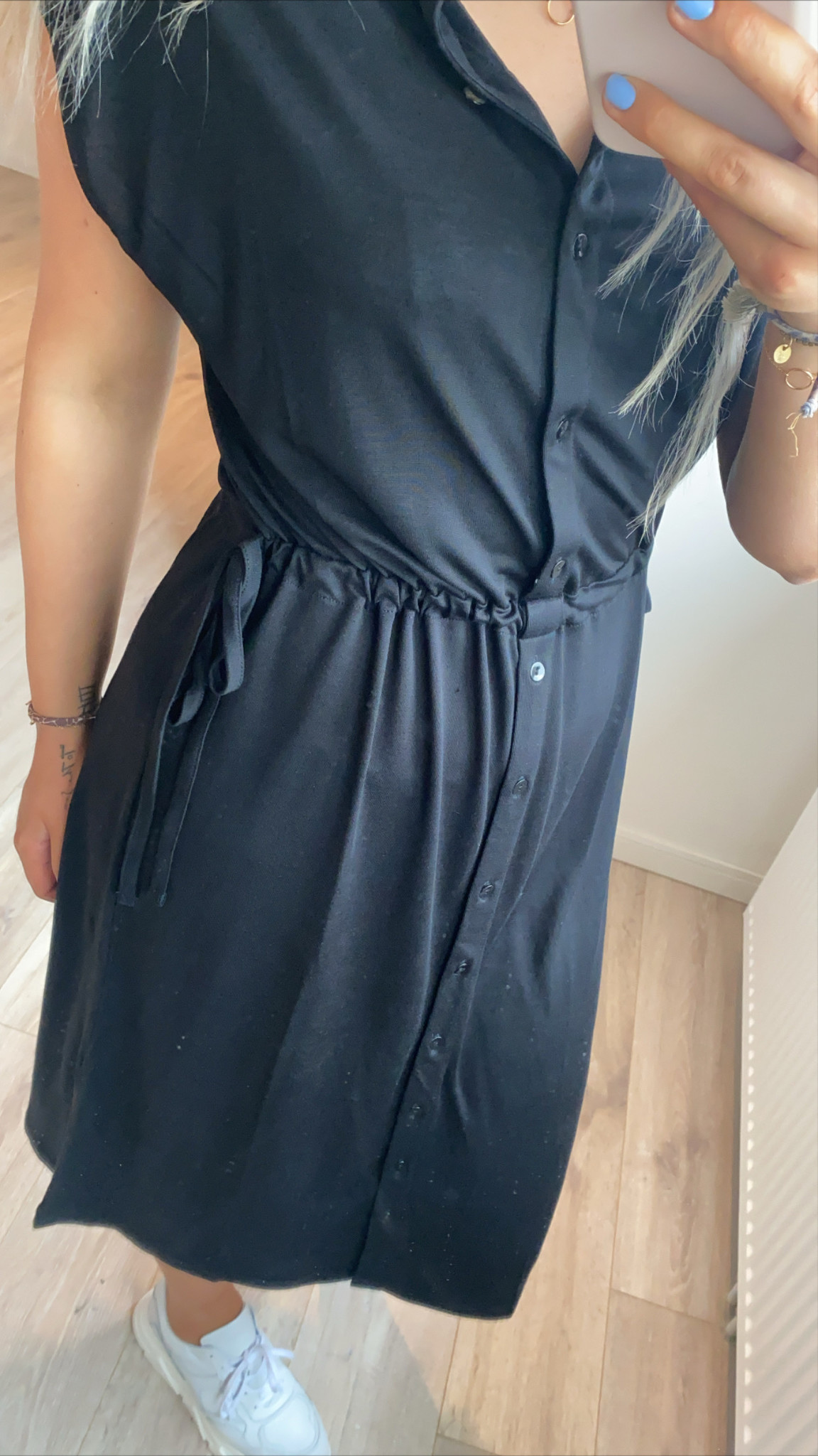 Jurk agnes dress black-4