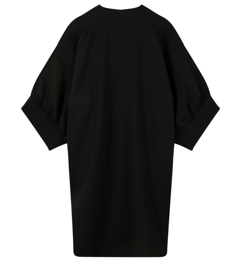 Jurk party dress black-3