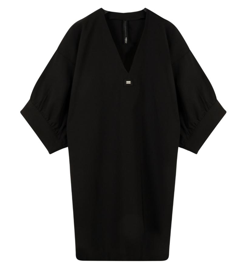 Jurk party dress black-1
