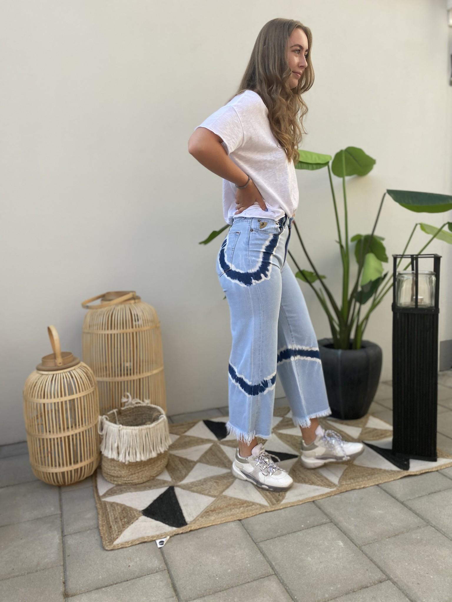 Jeans Mauroi Tie Colette Edge-3