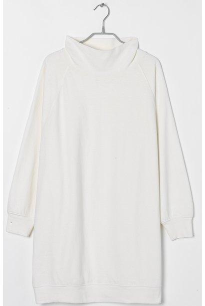 Sweater long white Ritasun