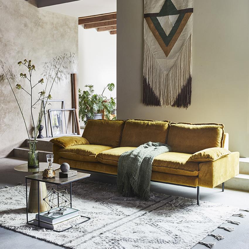 Vloerkleed handwoven woolen berber rug 180x280cm-2