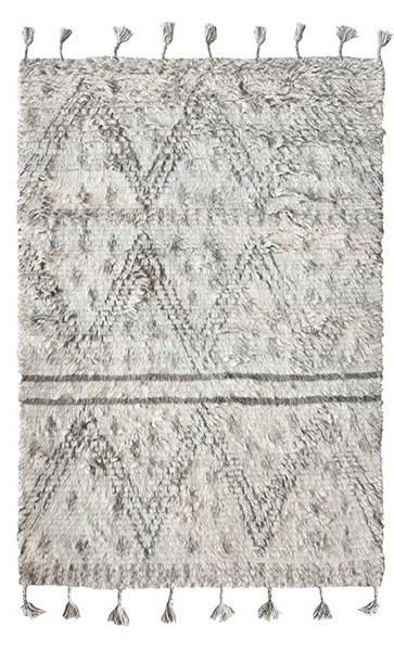 Vloerkleed handwoven woolen berber rug 180x280cm-1